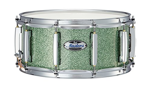 Pearl MCT1465S/C348 14X6.5 MCT SD ABSINTHE SPRKL 14 x 6.5 in. by Pearl
