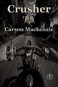 Crusher (Black Hawk MC Book 2) by [Mackenzie, Carson]