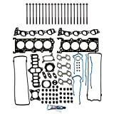 #6: SCITOO Head Gasket Set Replacement for Lincoln Town Car Ford Mustang Mercury Grand Marquis 1995-2000 Engine Head Gaskets Kit Sets with Bolts