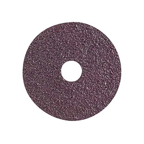 Taipan Abrasives TO-4624  Original Ceramic Fiber Disc 5 OD 7//8 Arbor 100 Grit 12200 RPM 5 OD 7//8 Arbor