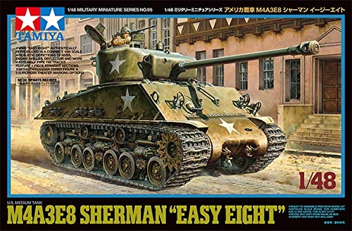 Tamiya 32595 US Medium Tank M4A3E8 Sherman 'Easy Eight' for sale  Delivered anywhere in USA