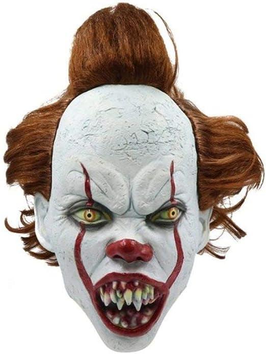 LZNFLY Mascara Máscara de Halloween Películas de Terror Tema ...