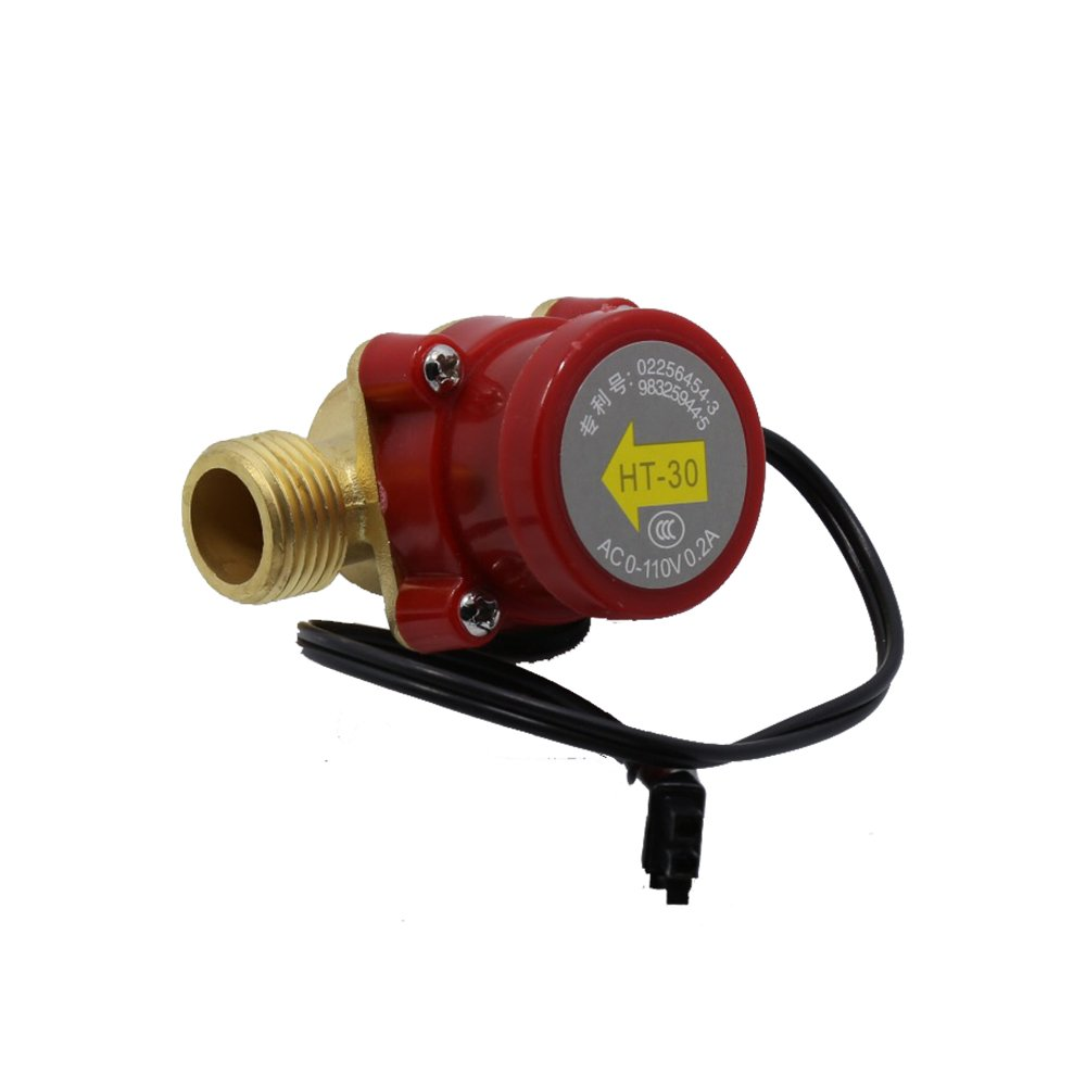 Water Flow Sensor Protect Switch 8mm HT-30 fr CO2 Laser Engraving Cutter Machine