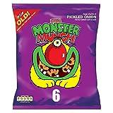 Walkers Mega Monster Munch - Pickled Onion (6x25g)