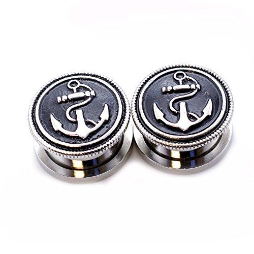 7 16 screw fit plugs - 9