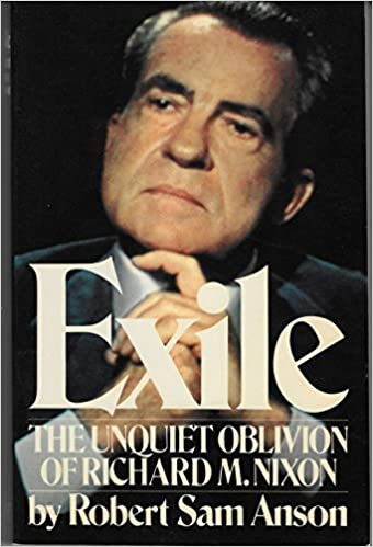 Image result for nixon in exile pictures