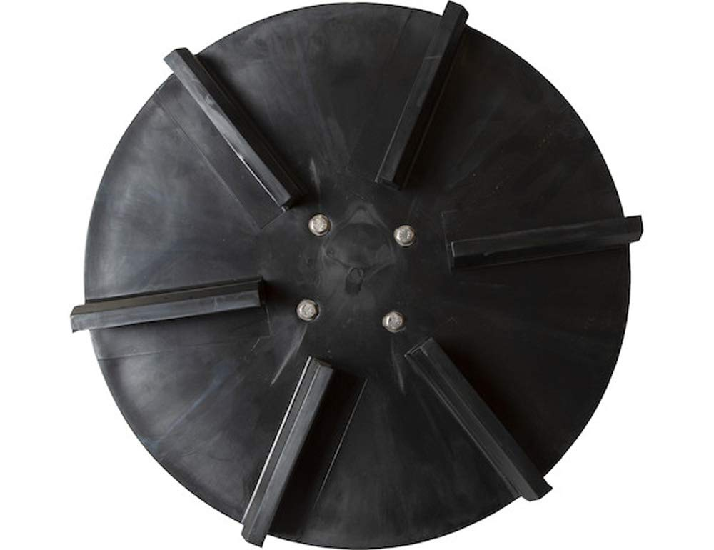 Buyers 3001472A Replacement 18 Inch Hydraulic Poly Spinner Disk Assembly for SaltDogg Spreader by Buyers