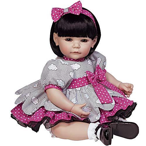 Adora Toddler Little Dreamer 20 Girl Weighted Doll Gift Set for Children 6+