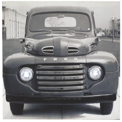 Westland Giftware Lighted Canvas Wall Art, 15 by 15-Inch, Ford F-1 1940's by Westland Giftware