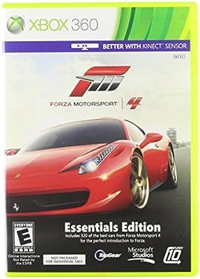 USED1] Juego XBOX 360 ForzaMotorsport 4 Essential: Amazon.es: Electrónica