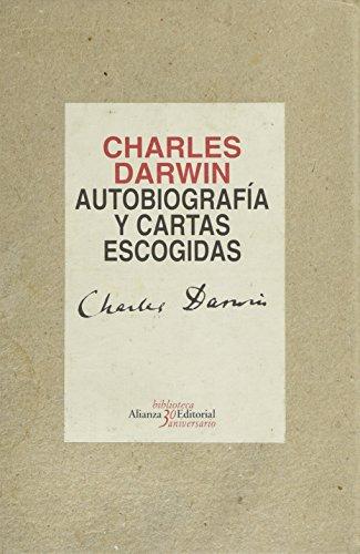 Descargar Libro Autobiografia Y Cartas Escogidas Charles Darwin