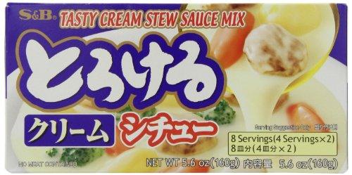 S&B Tasty Cream Stew Sauce Mix, ()
