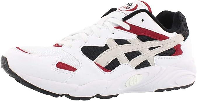 ASICS Gel-Diablo - Zapatillas de Running para Hombre, Color Blanco: Amazon.es: Zapatos y complementos