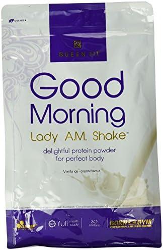 OLIMP Good Morning Lady A M Shake Vanille, 1er Pack (1 x 720 g)