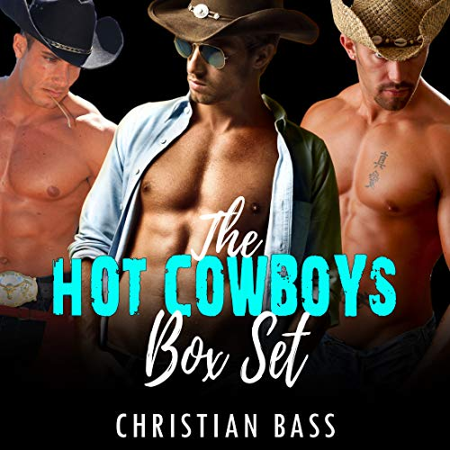 (The Hot Cowboys Box Set)