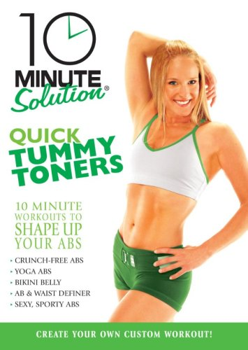 10 Minute Solution: Quick Tummy Toners (10 Minute Solution Blast Off Belly Fat)