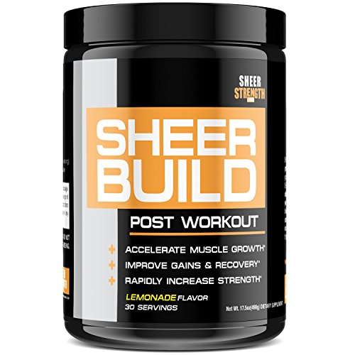 Sheer BUILD Post Workout Supplement product image