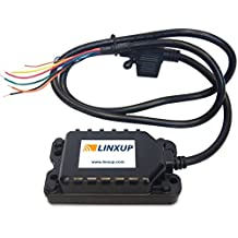 Linxup LAAA31 GPS Tracker Device, Rechargeable 3 Month Battery Backup, Tracking System for Equipment, Trailers