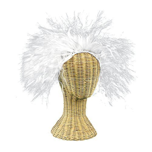Mad Scientist Wig for Dr. Emmett Brown Costume