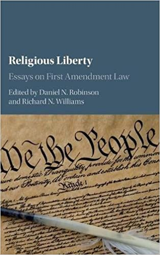 com religious liberty essays on first amendment law  religious liberty essays on first amendment law