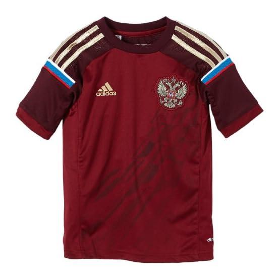 adidas Replica Football Maillot de la Russie pour garçon, Enfant, Trikot Russland Home