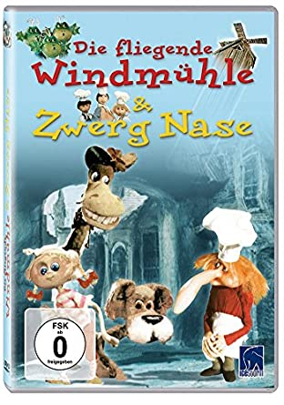 Amazon Com Die Fliegende Windmuhle Zwerg Nase Movies Tv