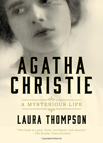Agatha Christie: A Mysterious life cover