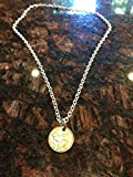 Ireland 3 pence coin necklace%2D lucky i