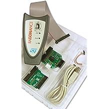STMICROELECTRONICS STX-RLINK ICD/PROGRAMMER, FOR STM8, ST7, STM32, STR7, STR9