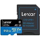 Lexar Micro Sdxc A2 U3 100mb/s 4k 512gb Original