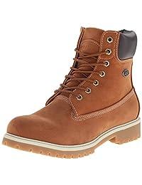 Lugz Women's Convoy Boot, rust/bark/cream/gum
