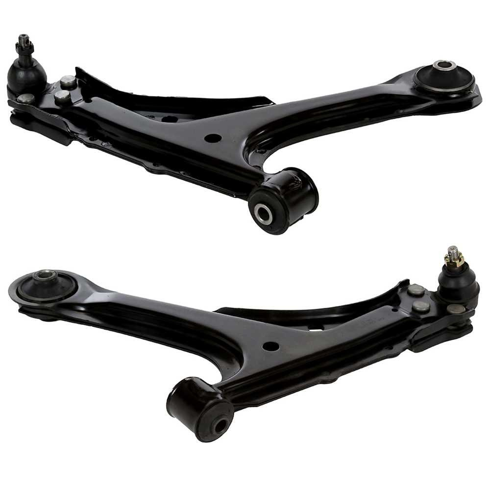 Prime Choice Auto Parts CAK30273-30274 Pair of Lower Control Arms With Ball Joints