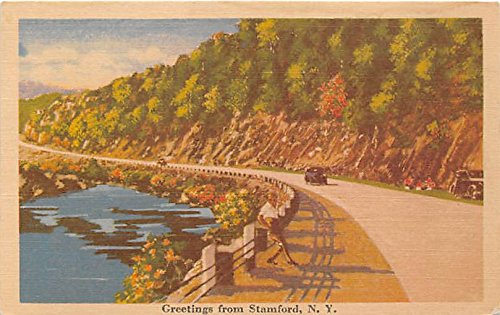 Stamford, New York Postcard (Stamford Kinder)