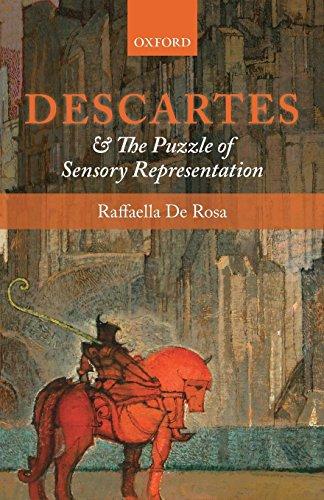 Descartes and the Puzzle of Sensory Representation (Oxford English Monographs)