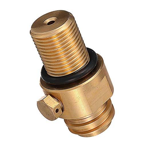 M18*1.5// TR21*4 Thread For Soda Stream Tank Maker Valve Adapter Refill CO2 Part