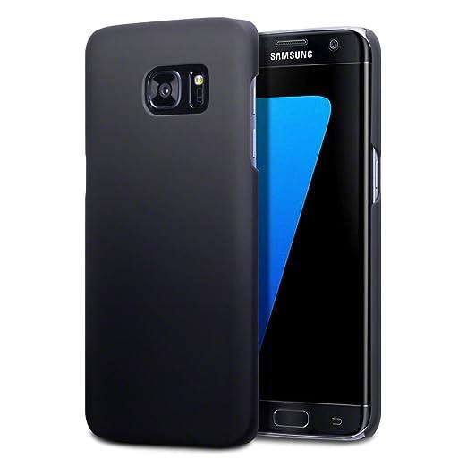 16 opinioni per Galaxy S7 Edge Cover, Terrapin Cover di Gomma Rigida per Samsung Galaxy S7 Edge