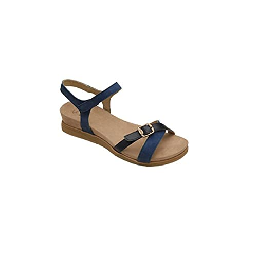 Sandali blu per donna Scholl w4hiAX