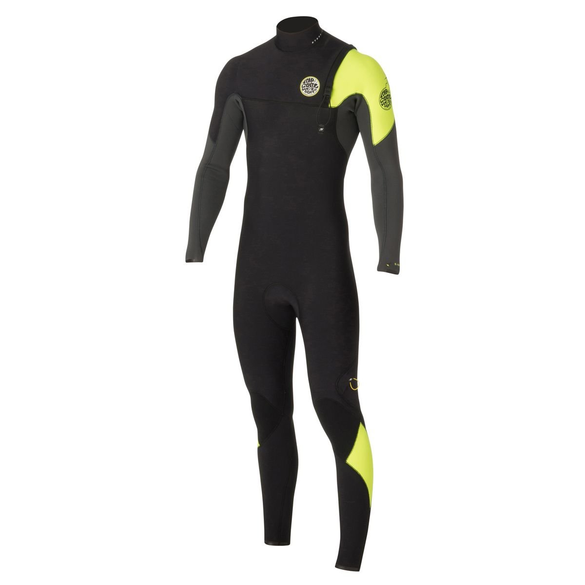 RIP CURL  16 E Bomb Pro 3 2mm GBS Zip Free Wetsuit Slate WSM5RE