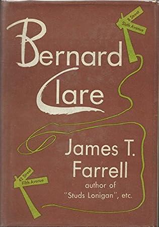 book cover of Bernard Clare