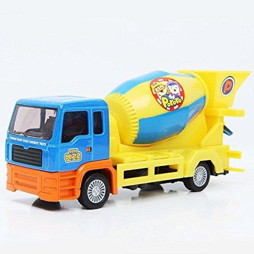 Mika Pororo Remicon MiniCar Figure Korea Tv Animation Toy by Mika