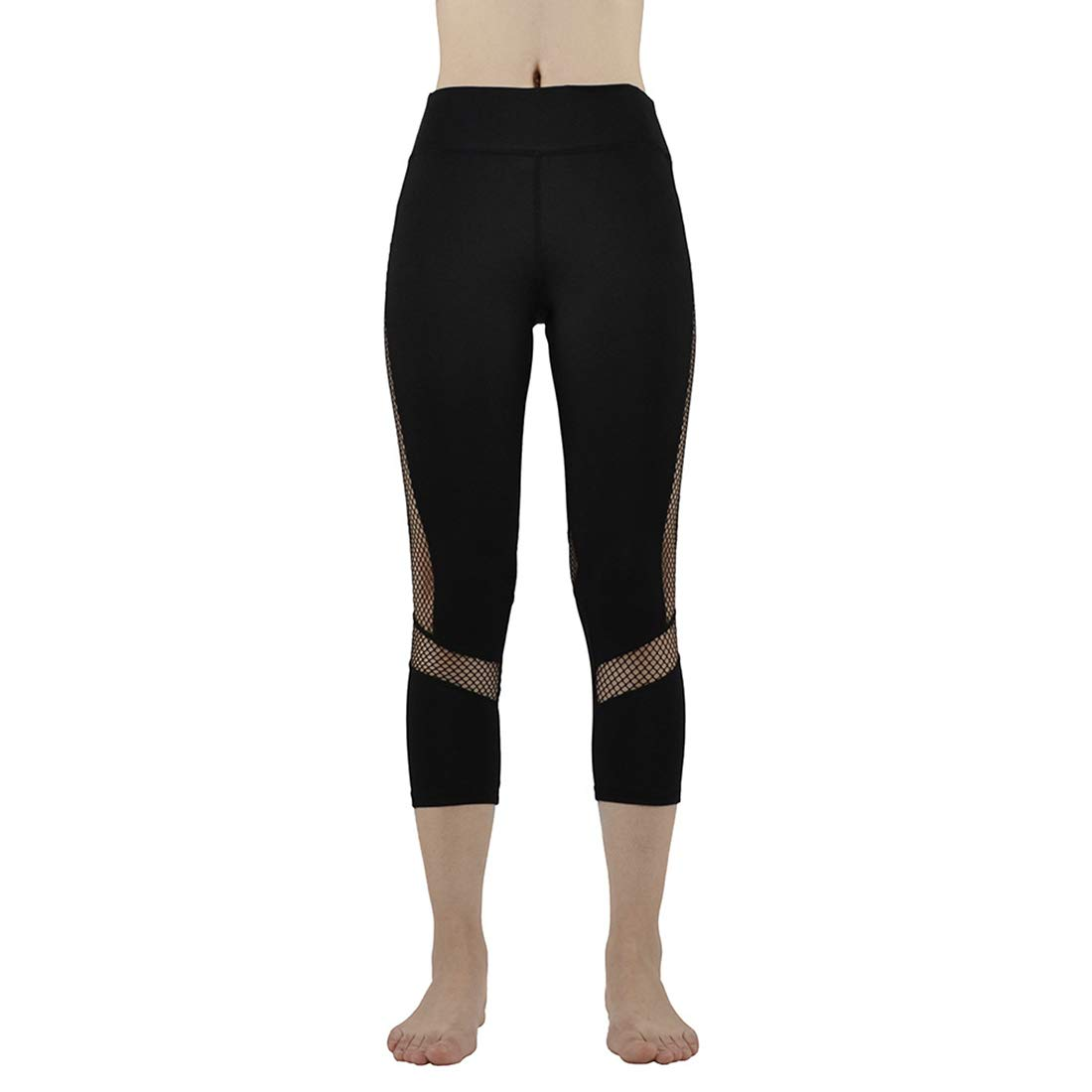 KEVIN POOLE Yoga Pants Slim High Speed Slim QuickDrying Running Pants for Women (Size   S)