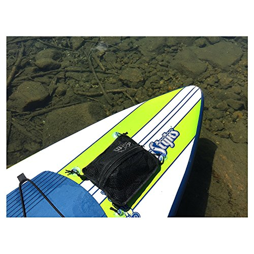 Paddle Board Accessories Mesh Top Zipper Bag For - Paddle Boarding