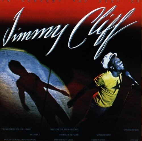 In Concert: Best of Live Edition by Cliff, Jimmy (1990) Audio CD