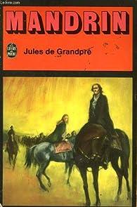 Mandrin par  Jules de Grandpré