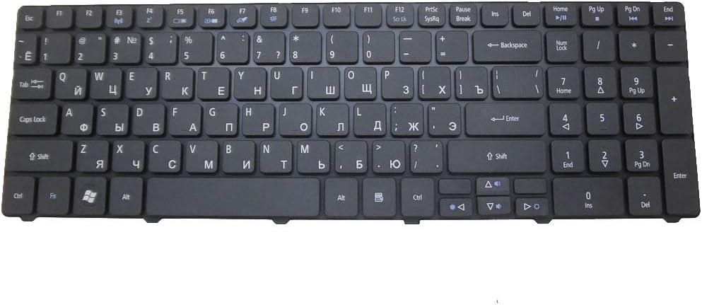 Laptop Keyboard for Acer Aspire 5625G 5733 5736 5736G 5736Z 5737 5738 5738DG 5738DZG 5738G 5738PG 5738PZG 5738Z 5738ZG Russian RU Black