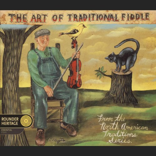 Bluegrass Fiddle Album (The Art of Traditional Fiddle)