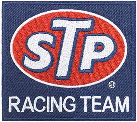 STP ワッペン RACING TEAM パッチ STPW01 アメリカン雑貨 アメ雑