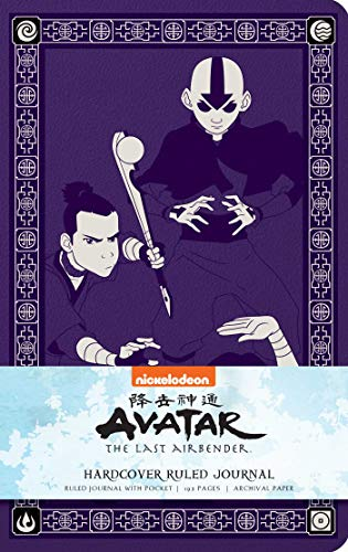 Pdf Entertainment Avatar: The Last Airbender Hardcover Ruled Journal