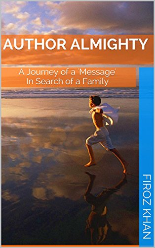 Author Almighty Journey Message INSPIRATIONAL ebook