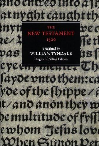 Tyndale Bible Pdf